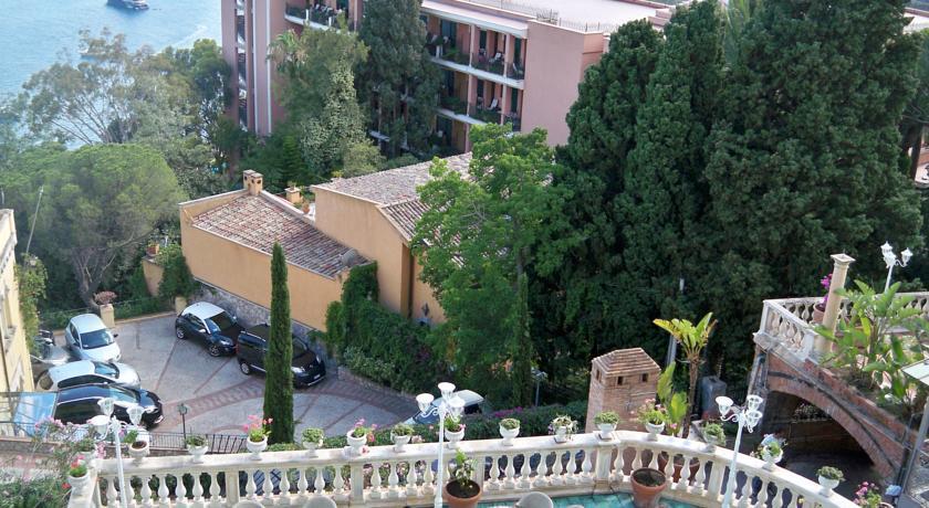 Taormina Park Hotel Taormina Sicily Italy Book Taormina Park Hotel Online
