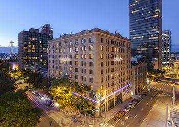 Holidays at Andra Hotel in Downtown Seattle, Seattle