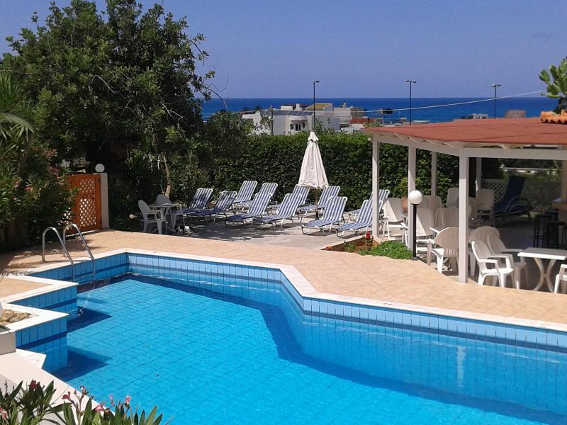 Holidays at Remi Studios and Apartments in Stalis, Crete