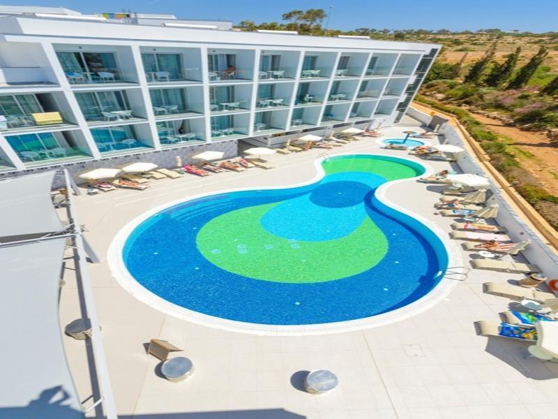 Holidays at River Rock Hotel in Ayia Napa, Cyprus