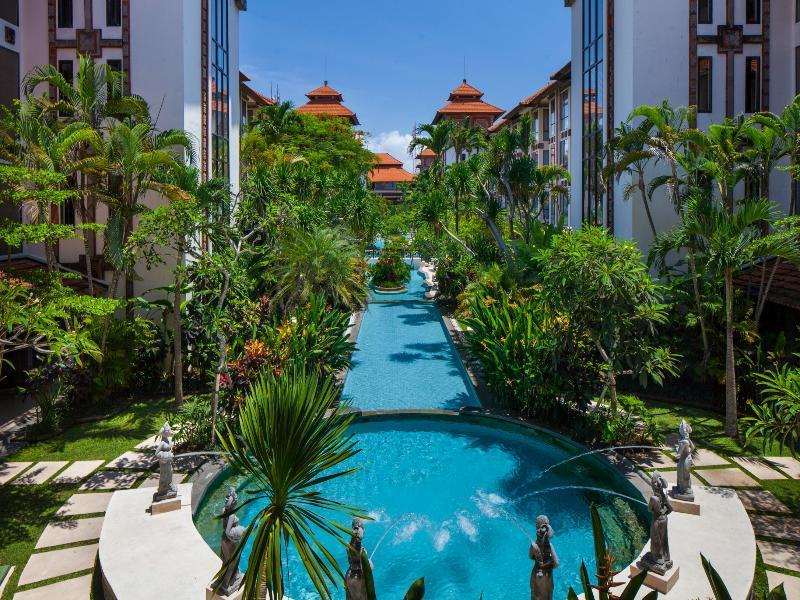 Holidays at Sanur Paradise Plaza Hotel in Sanur, Bali