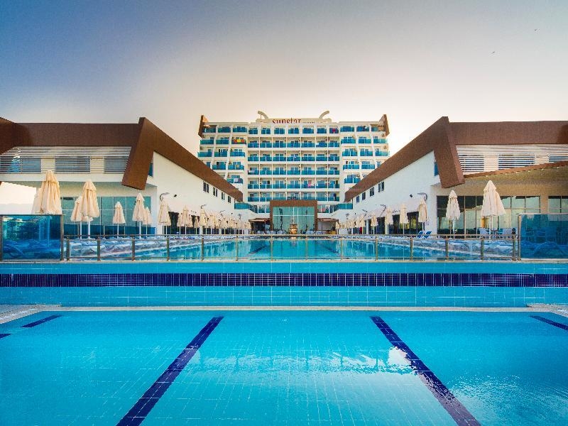 Holidays at Sunstar Resort Hotel in Mahmutlar, Alanya