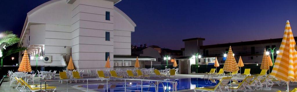 Holidays at Konakli Nergis Boutique Hotel in Konakli, Antalya Region