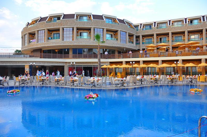 Holidays at Kemer Botanik Resort Hotel in Kemer, Antalya Region