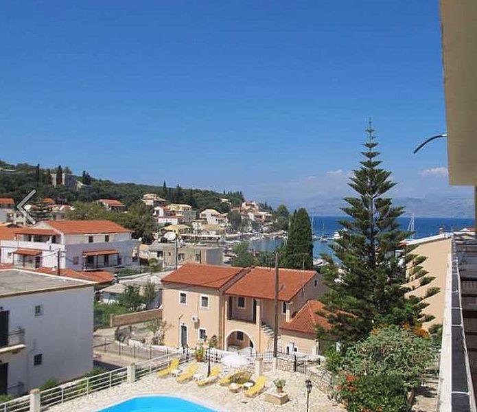 Holidays at Nikiforos Apartments in Kassiopi, Corfu