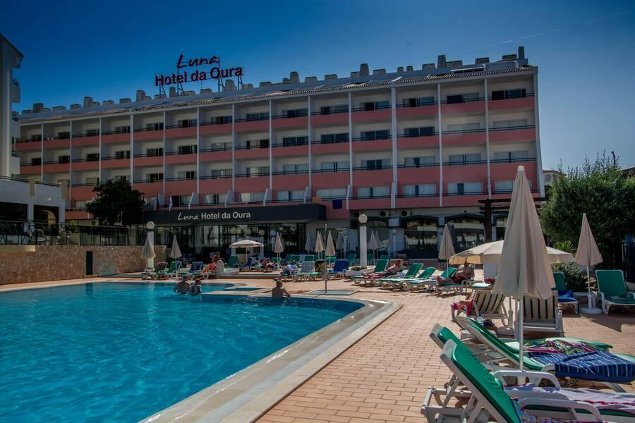 Holidays at Luna Hotel Da Oura in Albufeira, Algarve