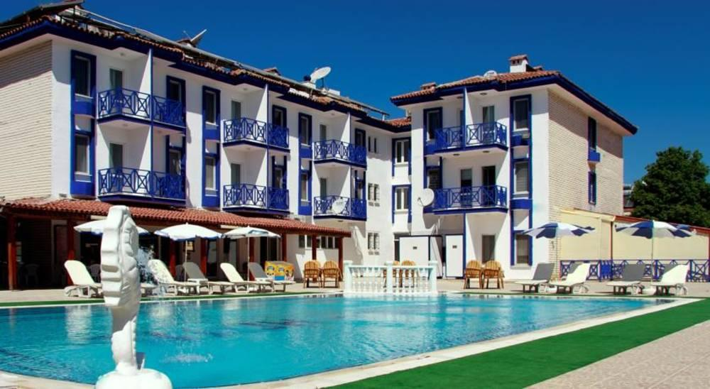 Holidays at Kerim Hotel in Calis Beach, Dalaman Region