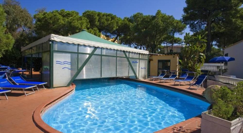 Holidays at Parco Verde Terme Hotel in Ischia, Neapolitan Riviera
