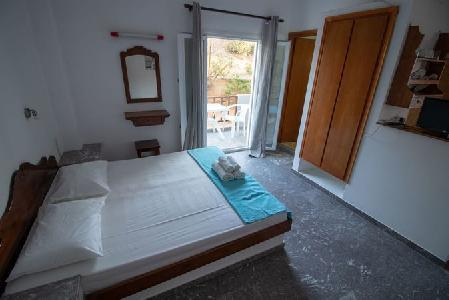 Holidays at Olga Studios in Kokini Hani, Crete