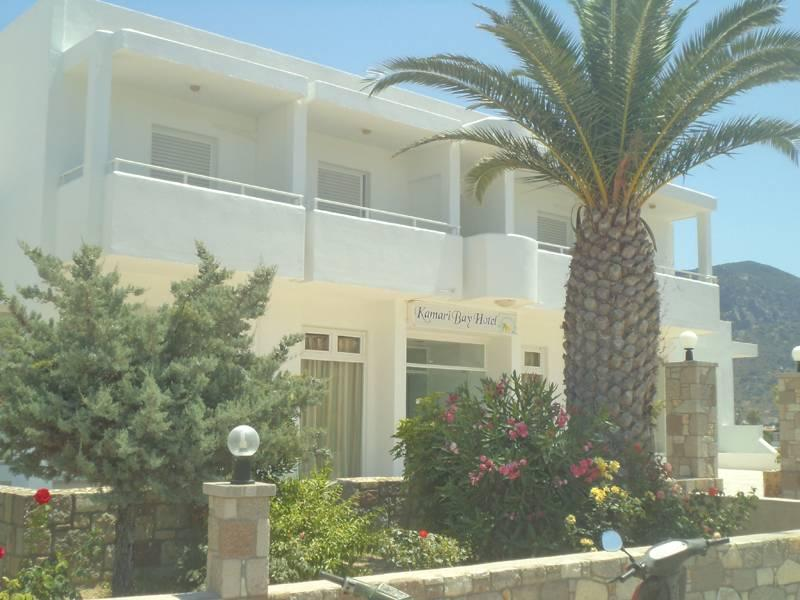 Holidays at Kamari Bay Hotel in Kefalos, Kos