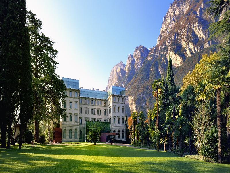 Holidays at Lido Palace Hotel in Riva del Garda, Lake Garda