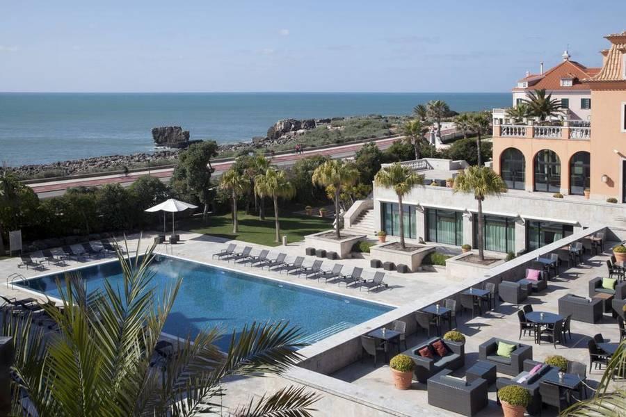 Holidays at Grande Real Villa Italia Hotel & Spa in Cascais, Estoril