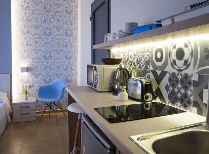 Holidays at Cressida Seaside Apartments in Acharavi, Corfu