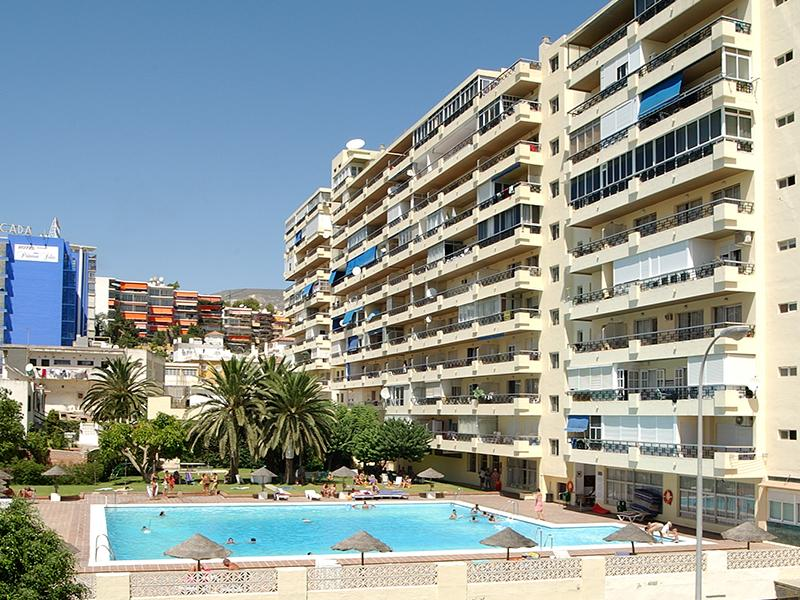 Holidays at Nucleo Cristal Apartments in Torremolinos, Costa del Sol