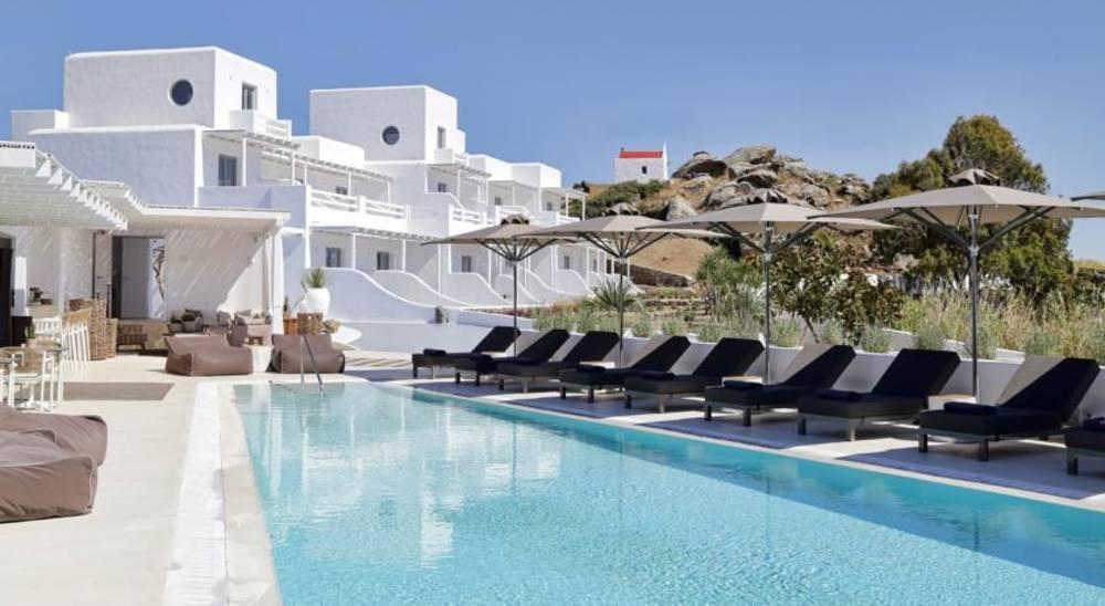 Holidays at Livin Mykonos Boutique Hotel in Mykonos Town, Mykonos