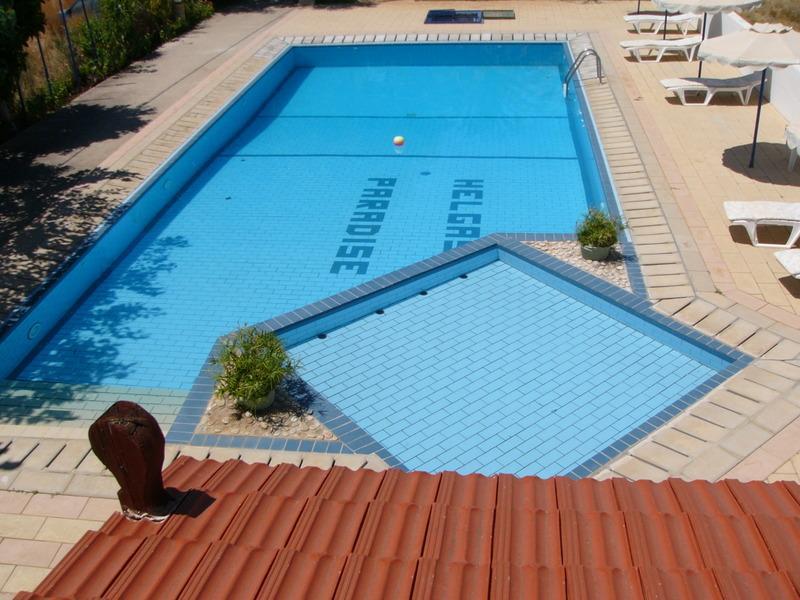 Holidays at Helga's Paradise Hotel in Afandou, Rhodes