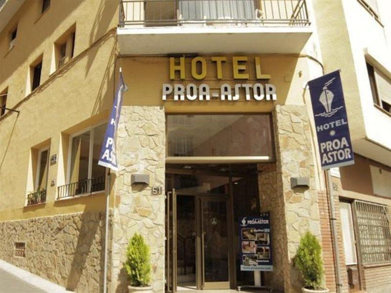 Holidays at Proa Astor Hotel in Lloret de Mar, Costa Brava