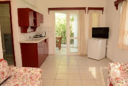 Holidays at Villa Nergiz Aparthotel in Bitez, Bodrum Region