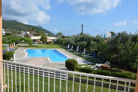 Holidays at Aggelos Family Hotel in Moraitika, Corfu