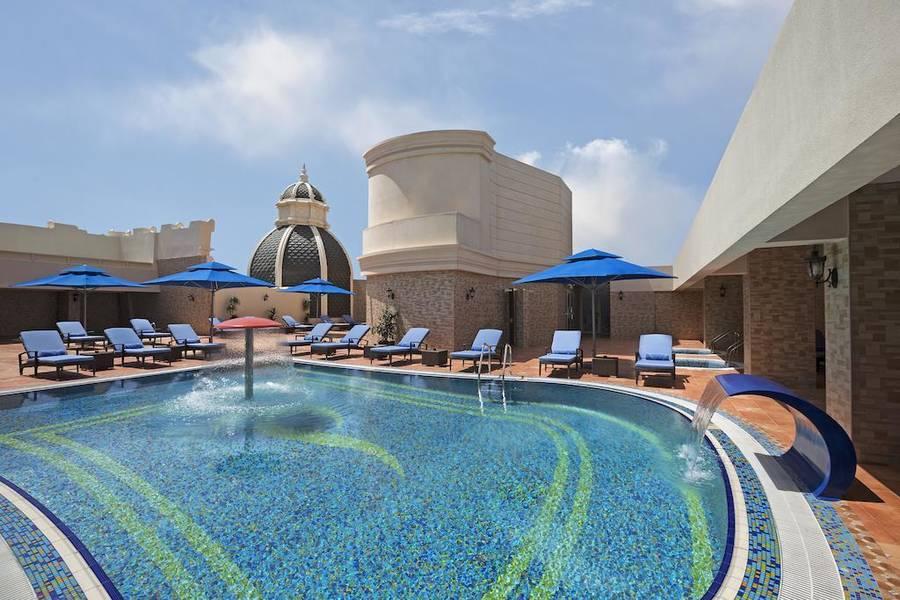 Holidays at Royal Rose Hotel in Abu Dhabi, United Arab Emirates