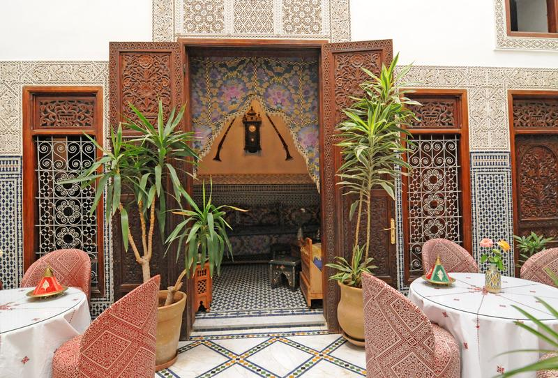 Holidays at Riad Dar Chrifa in Fes, Morocco