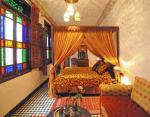 Picture of Bedroom and Seating Area at Riad Dar Chrifa