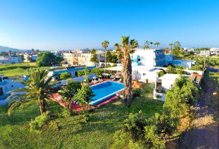 Holidays at Villa Andrews Hotel in Tingaki, Kos