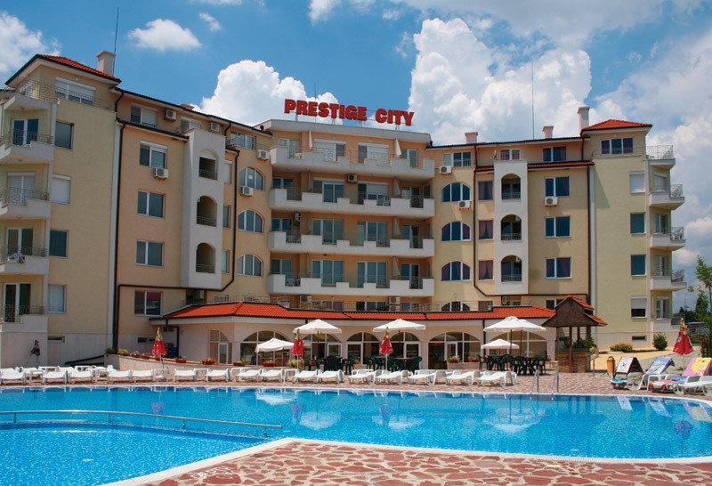Holidays at Prestige City I Aparthotel in Sunny Beach, Bulgaria