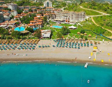 Holidays at Justiniano Theodora Hotel in Okurcalar, Antalya Region