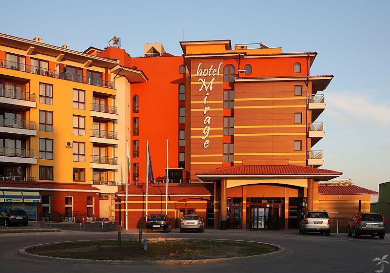 Holidays at Mirage Nessebar Hotel in Nessebar, Bulgaria