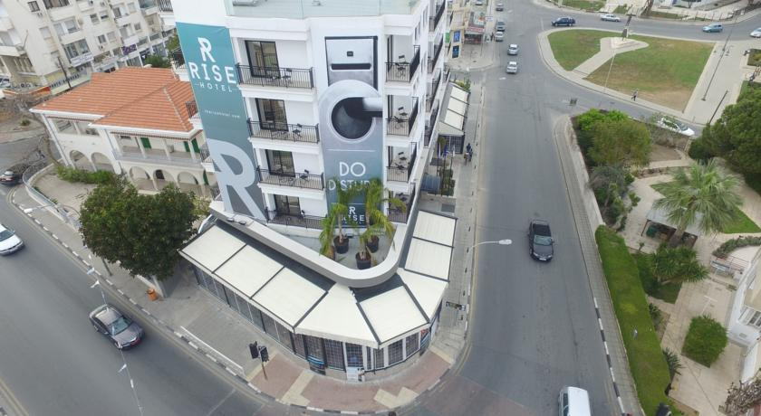 Holidays at Rise Hotel in Larnaca, Cyprus