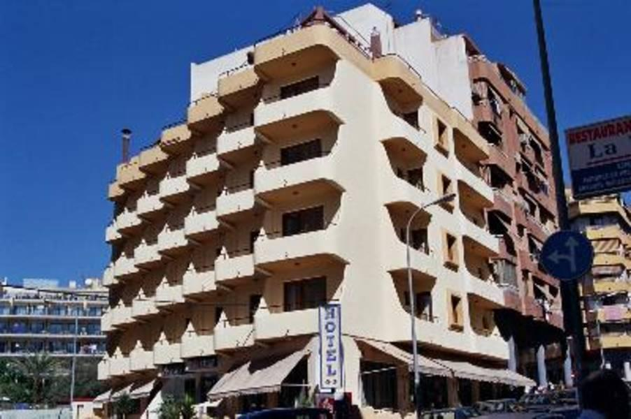 Holidays at Andalucia Hotel in Benidorm, Costa Blanca