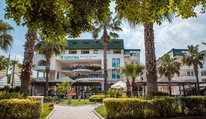 Holidays at L'Ancora Beach Hotel in Kemer, Antalya Region