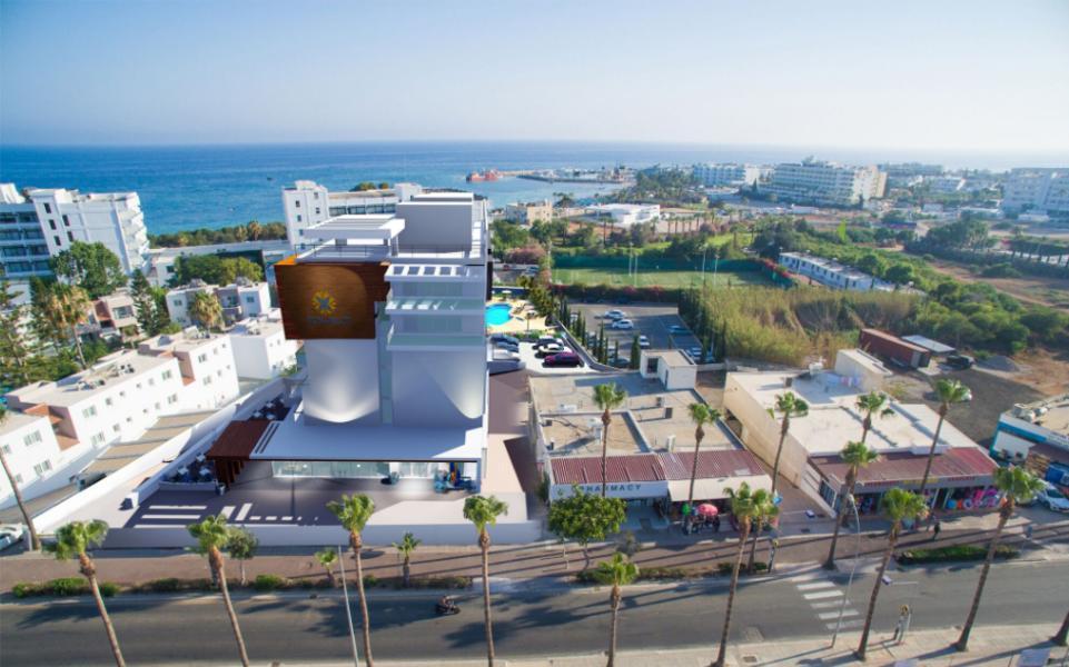 Sun n blue boutique hotel ayia napa cyprus book sun n for Boutique hotels cyprus