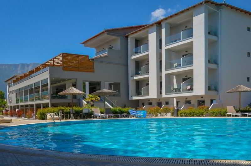 Holidays at Princess Golden Beach Hotel in Golden Beach, Thassos Island