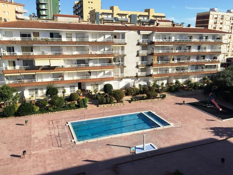 Holidays at AR Lotus Apartments in Blanes, Costa Brava