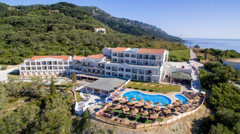 Holidays at Saint George Palace Hotel in Aghios Georgios North, Corfu