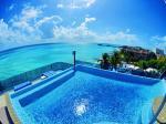 Swimming Pool at The Carmen Hotel