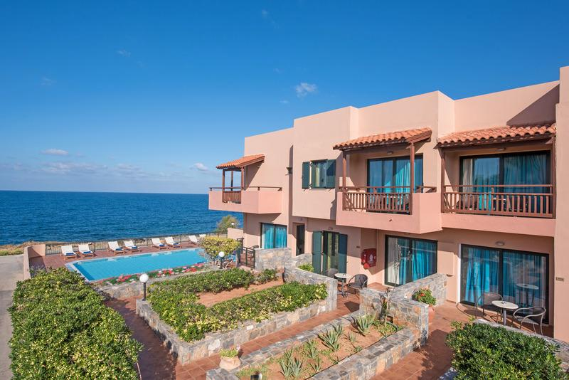 Holidays at Koutrakis Suites in Sissi, Crete