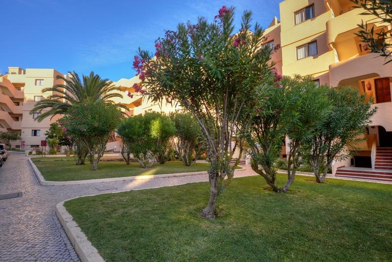 Holidays at 3HB Falesia Garden in Olhos de Agua, Albufeira