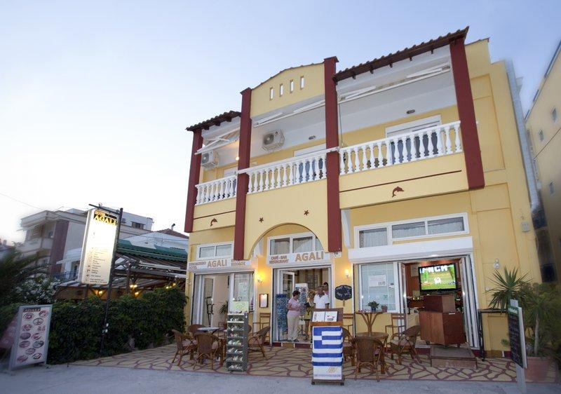 Holidays at Agali Hotel in Limenaria, Thassos Island