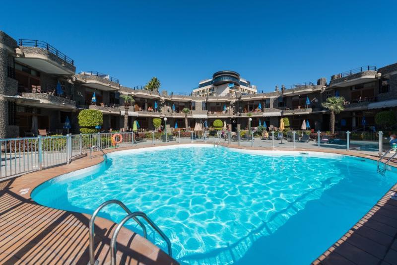 Holidays at Don Pedro Apartments in Playa del Ingles, Gran Canaria