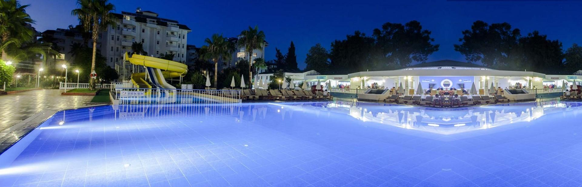 Holidays at The Garden Beach Hotel in Konakli, Antalya Region