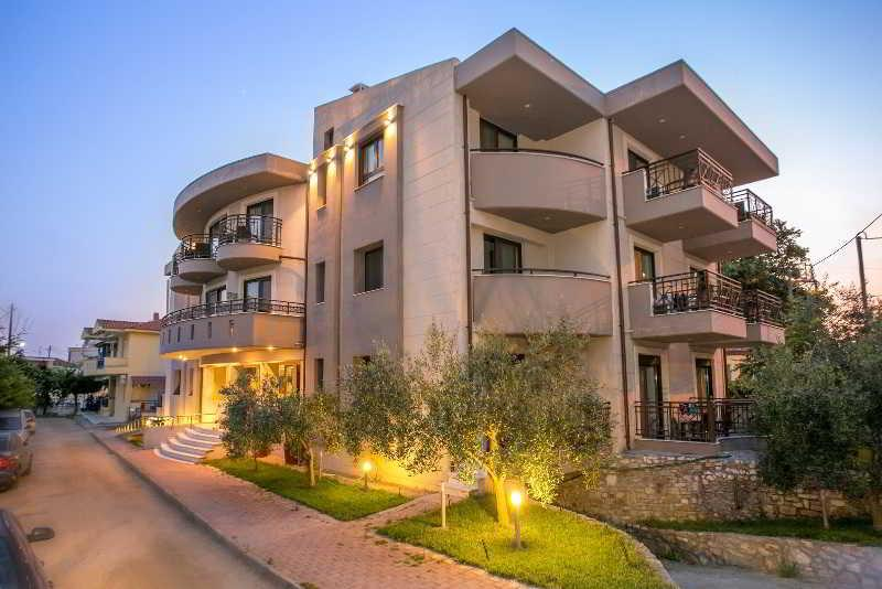 Holidays at Thalassies Nouveau Hotel in Limenaria, Thassos Island