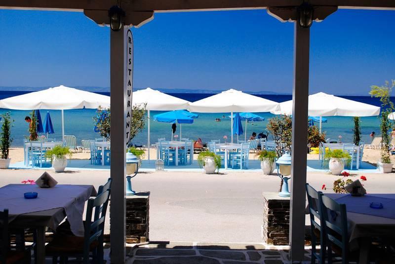 Holidays at Xenios Zeus Hotel in Nikiti, Halkidiki