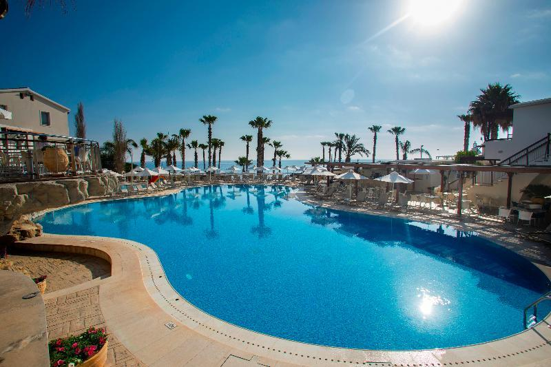 Holidays at Louis Althea Beach Apartments in Protaras, Cyprus