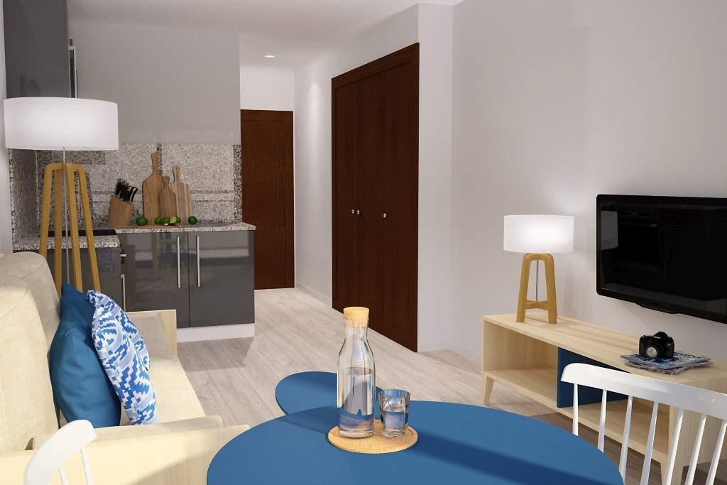 Holidays at Pierre and Vacances Residence Blanes Playa in Blanes, Costa Brava