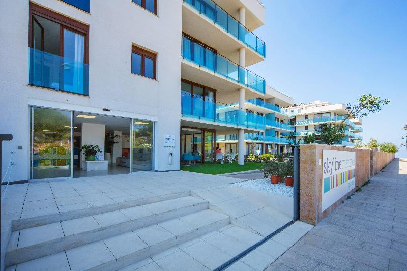 Skyline Menorca Apartments, Ciutadella, Menorca, Spain ...