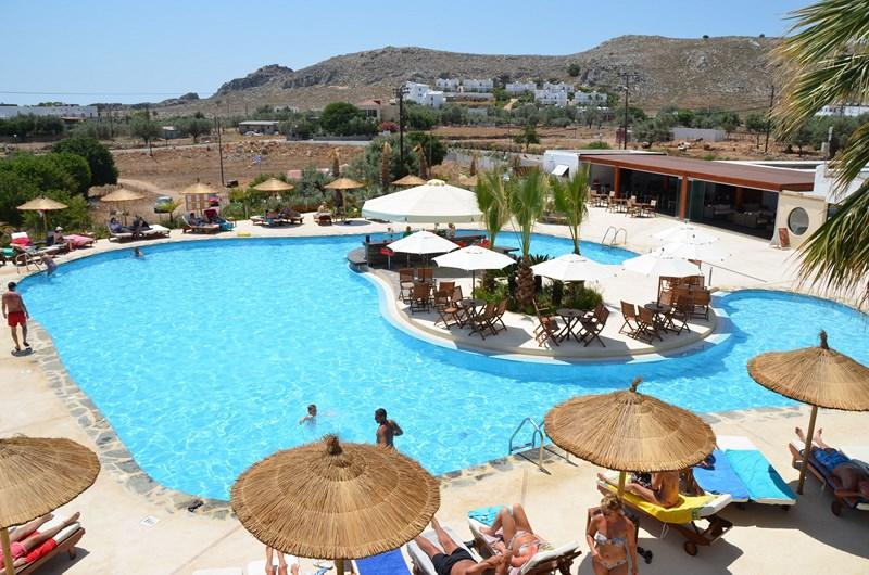 Holidays at Lindos Gardens Resort Complex in Lindos, Rhodes