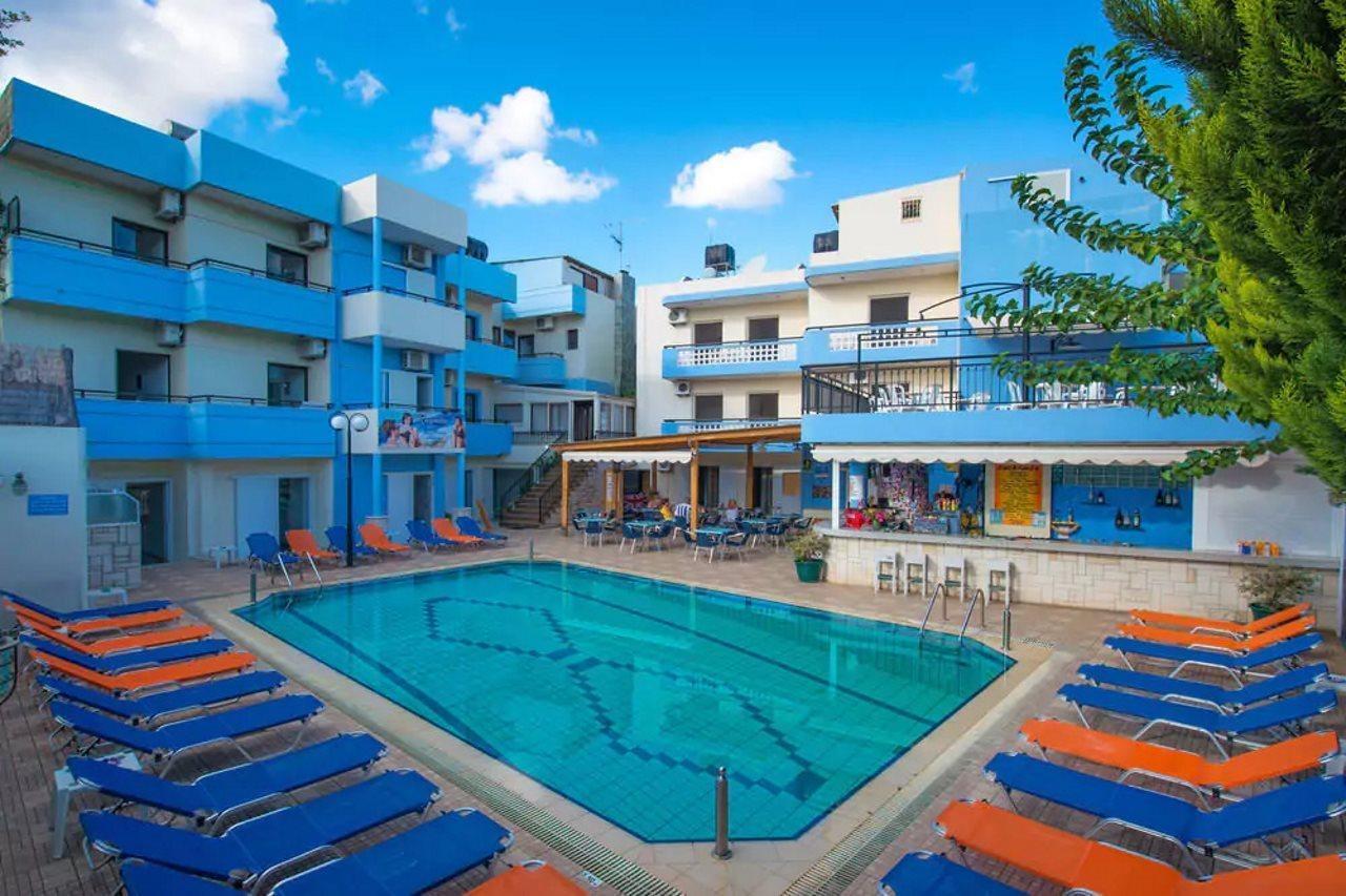 Holidays at Natali Apartments in Malia, Crete
